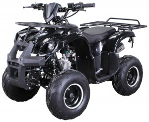 Mini Quad Atv S-8 125 cc (niebieski)